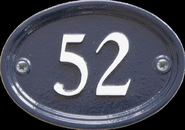 Huisnummer bordje naast de voordeur for Huisnummerbord maken