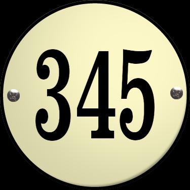 Naamplaatjes en huisnummers snel afgeleverd door De Naambordenspecialist