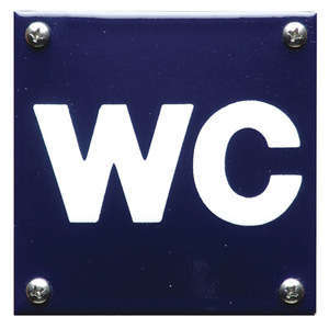 WC bord Pictogram
